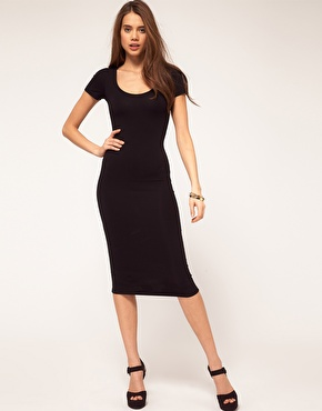 Rochie Office Bodycon Mid